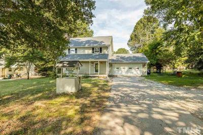 Durham Single Family Home For Sale: 6505 N Roxboro Road