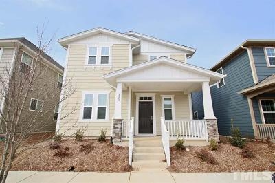 Fuquay Varina Rental For Rent: 553 Duchart Lane