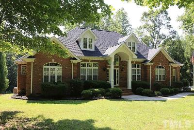 Raleigh Single Family Home For Sale: 1208 Laneridge Court