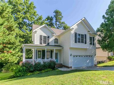 Wake Forest Single Family Home For Sale: 520 Tryst Lane