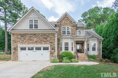 Wake Forest Single Family Home For Sale: 7424 Oriole Drive