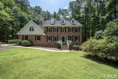 Raleigh Single Family Home For Sale: 2520 Brassfield Road