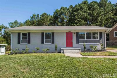 Durham Single Family Home For Sale: 1005 Delray Street