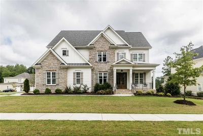 Wake County, Durham County, Orange County, Chatham County Single Family Home For Sale: 2494 Terrmini Drive