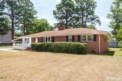 Rolesville Single Family Home For Sale: 515 S Main Street
