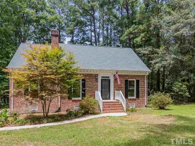 Fuquay Varina Single Family Home For Sale: 1300 Tobacco Barn Road