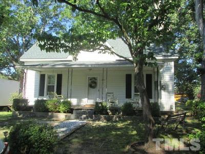 Franklin County Single Family Home For Sale: 214 S College Street