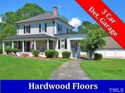Creedmoor Single Family Home For Sale: 213 S Main Street