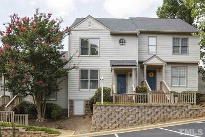 Cary Townhouse For Sale: 202 Windbyrne Drive