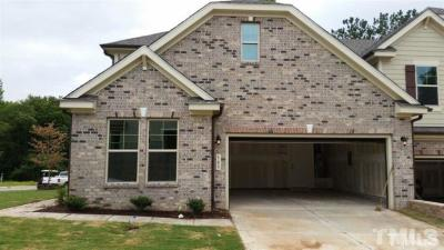 Cary Rental For Rent: 505 Rock Castle Court