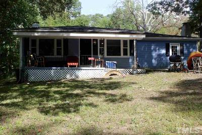 Durham Single Family Home For Sale: 2831 Beechwood Road