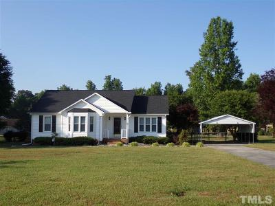 Fuquay Varina Single Family Home For Sale: 54 Wexford Drive