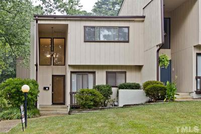 Raleigh Condo For Sale: 5007 Tall Pines Court
