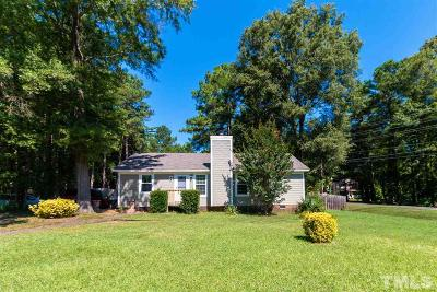 Durham Single Family Home For Sale: 802 Chalk Level Road