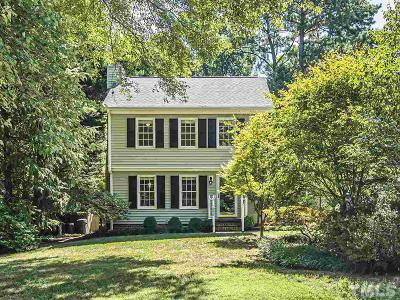 Raleigh Single Family Home For Sale: 806 Temple Street