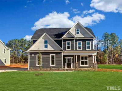 Clayton Single Family Home For Sale: 237 Elway Drive