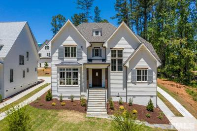 Wake County Single Family Home For Sale: 4137 Green Chase Way
