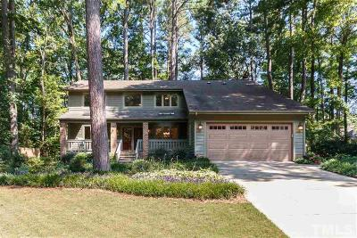 Cary Single Family Home For Sale: 304 King George Loop