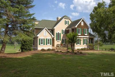 Franklin County Single Family Home For Sale: 256 Old Express Road