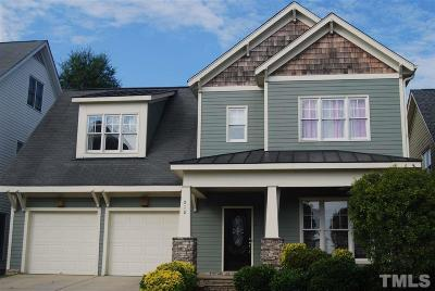 Cary Rental For Rent: 210 Frontgate Drive
