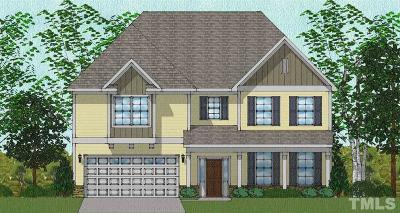 Holly Springs Single Family Home Pending: 316 Cahors Trail