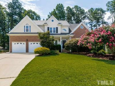 Apex Single Family Home For Sale: 1702 Walden Meadow Drive
