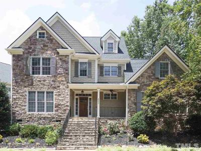 Raleigh NC Single Family Home For Sale: $489,900