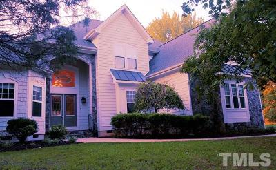 Wake Forest Single Family Home For Sale: 1100 Trammel Court