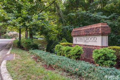 Raleigh Condo For Sale: 1950 Trailwood Heights Lane #104
