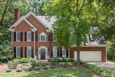Cary Single Family Home For Sale: 100 Crosswind Drive