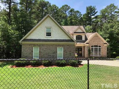 Manson NC Single Family Home For Sale: $449,000