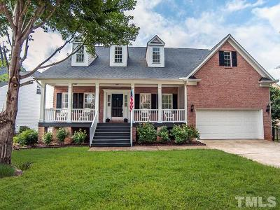Raleigh Single Family Home For Sale: 11903 Pawleys Mill Circle