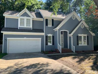 Raleigh Single Family Home For Sale: 624 Penncross Drive