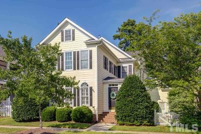 Chapel Hill Single Family Home For Sale: 604 Brookgreen Drive