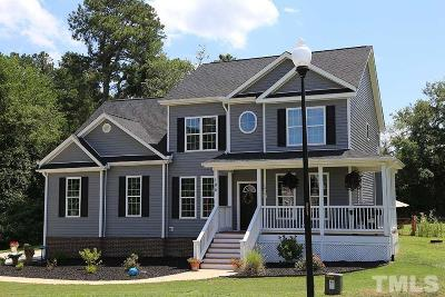 Angier Single Family Home Contingent: 185 Packhouse Court