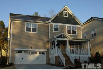 Morrisville Single Family Home For Sale: 1977 Weaver Forest Way