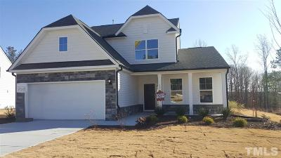 Franklin County Single Family Home For Sale: 125 Kimberling Drive