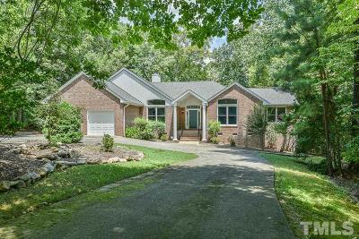 Chapel Hill Single Family Home For Sale: 563 Oak Crest Drive