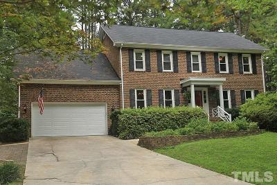 Cary Single Family Home For Sale: 101 Kiernan Choice