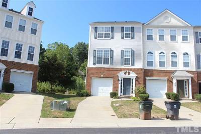 Morrisville Rental For Rent: 210 Great Ridge Court