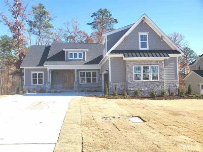 Chapel Hill Single Family Home For Sale: 76 Lystra Grant Court