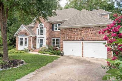 Cary Single Family Home For Sale: 214 Stillman Creek Drive