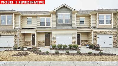 Durham NC Townhouse For Sale: $261,992