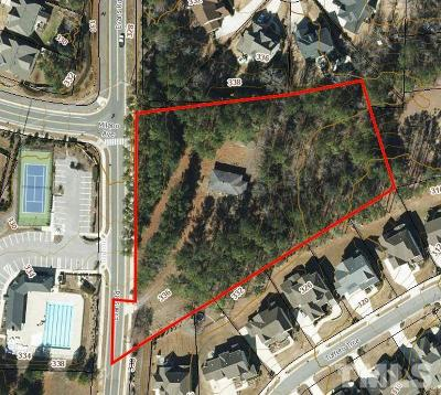 Wake County Commercial Lots & Land For Sale: 2705 Evans Road