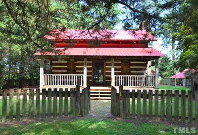 Sampson County Single Family Home For Sale: 110 Carolina Street