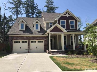 Wendell Single Family Home For Sale: 633 Groveview Wynd
