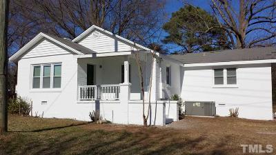 Raleigh Rental For Rent: 1245 Daladams Street