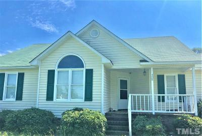 Clayton Rental For Rent: 105 S Woodstone Drive