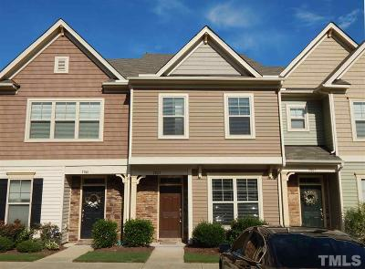 Raleigh Rental For Rent: 7803 Lillyhurst Drive