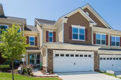 Apex Townhouse For Sale: 103 Willow View Lane